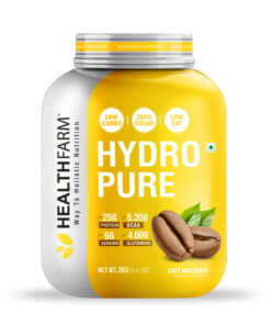 Whey protein isolate supplement in India